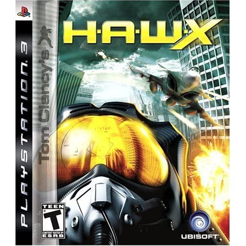 Image 0 of Tom Clancy's Hawx For PlayStation 3 PS3 Racing