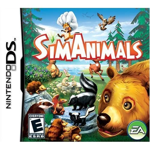 Image 0 of Simanimals For Nintendo DS DSi 3DS 2DS