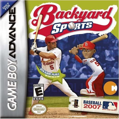 image 0 of backyard sports baseball 2007