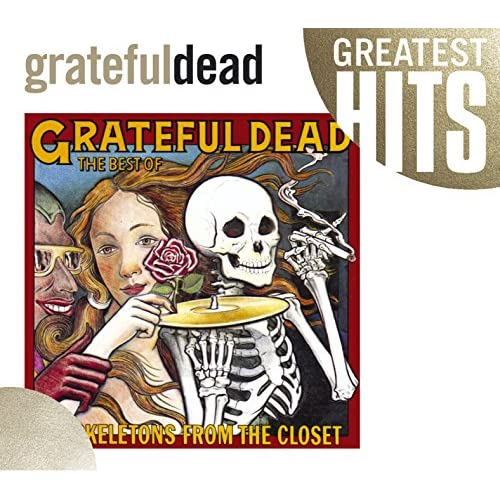 Image 0 of Best Of The Skeletonsgh By Grateful Dead On Audio CD Album 2004