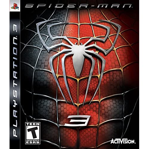 Spider-Man 3 For PlayStation 3 PS3
