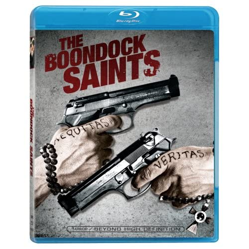 Image 0 of Boondock Saints Blu-Ray Blu-Ray 2009 Willem Dafoe Sean Patrick Flanery On Blu-Ra