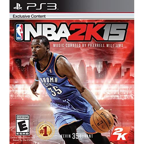 Image 0 of NBA 2K15 For PlayStation 3 PS3 Basketball