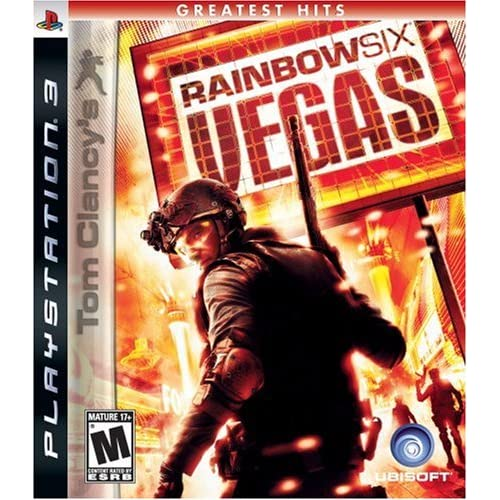 Tom Clancy's Rainbow Six Vegas For PlayStation 3 PS3 6 Strategy