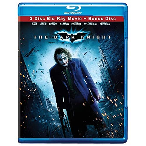 Image 0 of The Dark Knight Bd Live Blu-Ray On Blu-Ray With Christian Bale