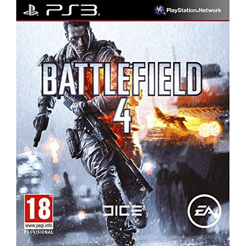 Battlefield 4 PS3 For PlayStation 3