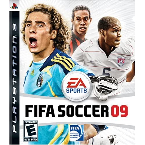 Image 0 of FIFA Soccer 09 For PlayStation 3 PS3 With Manual And Case