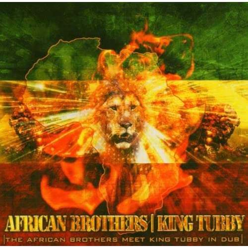 Image 0 of African Brothers Meet King Tubby In Dub By King Tubby African Brothers On Audio