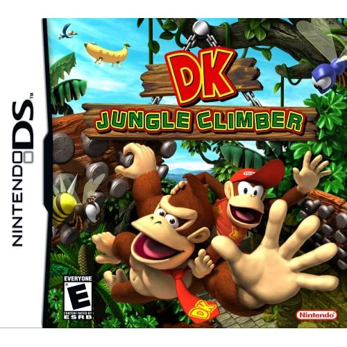 Image 0 of DK Jungle Climber For Nintendo DS DSi 3DS 2DS