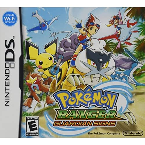 Image 0 of Pokemon Ranger: Guardian Signs For Nintendo DS DSi 3DS 2DS