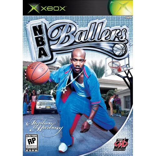 Image 0 of NBA Ballers For Xbox Original Basketball