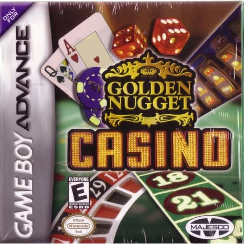 Image 0 of Golden Nugget Casino GBA For GBA Gameboy Advance