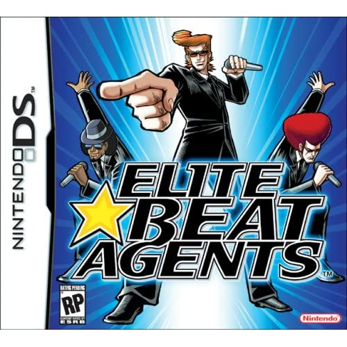 Image 0 of Elite Beat Agents Nds For Nintendo DS DSi 3DS 2DS Music