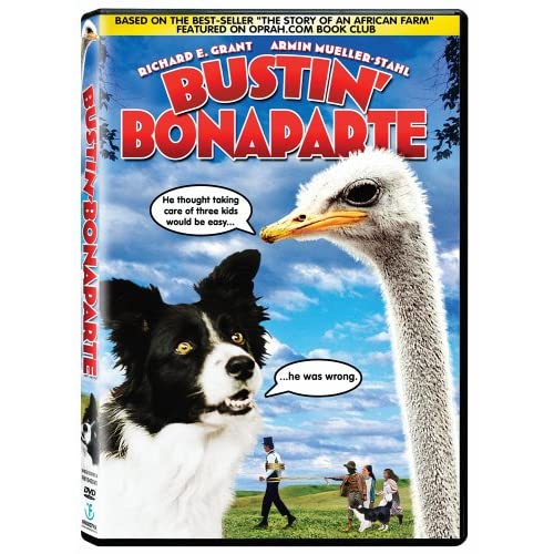 Image 0 of Bustin' Bonaparte On DVD with Richard E Grant