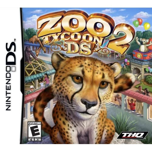 Image 0 of Zoo Tycoon 2 For Nintendo DS DSi 3DS Strategy