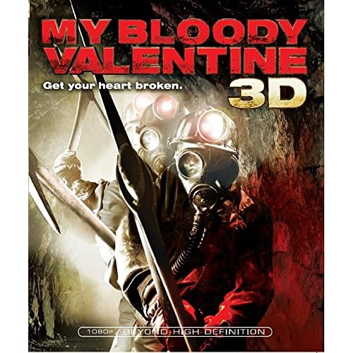 Image 0 of My Bloody Valentine 3D In Anaglyph 3D Blu-Ray On Blu-Ray With Jensen Ackles