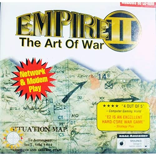 Image 0 of Empire II: The Art Of War Software