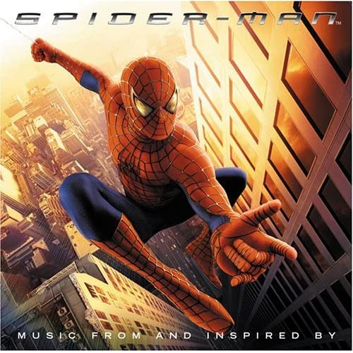 Image 0 of Spider-Man: Music From And Inspired By On Audio CD Album 2002