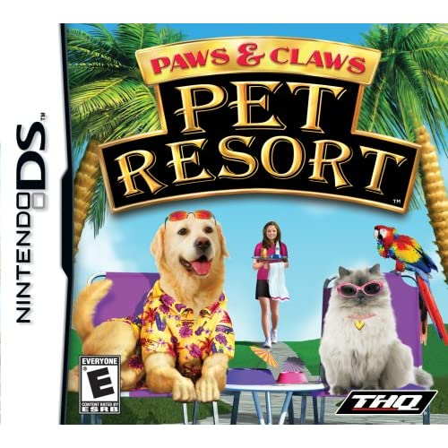 Image 0 of Paws & Claws: Pet Resort For Nintendo DS DSi 3DS 2DS