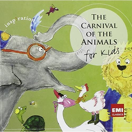 Image 0 of Carnival Of The Animals By Various Artists Aldo Ciccolini Alexis Weissenberg Mar