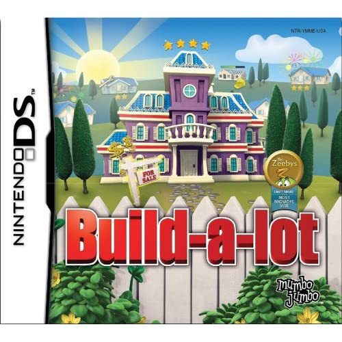 Image 0 of Build-A-Lot For Nintendo DS DSi 3DS 2DS