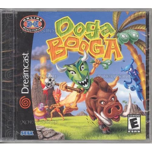 Ooga Booga For Sega Dreamcast