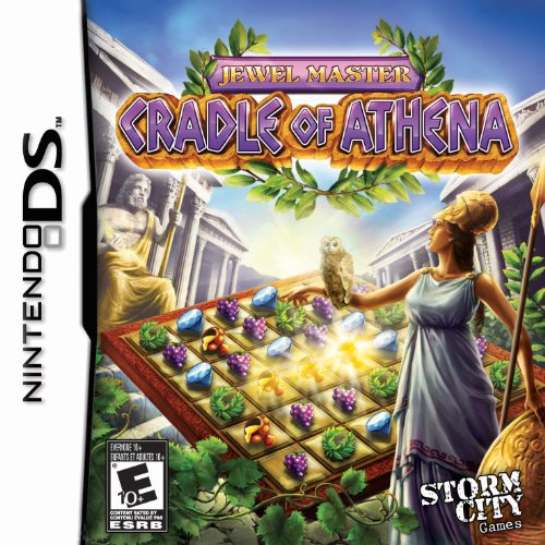 Image 0 of Jewel Master: Cradle Of Athena For Nintendo DS DSi 3DS 2DS
