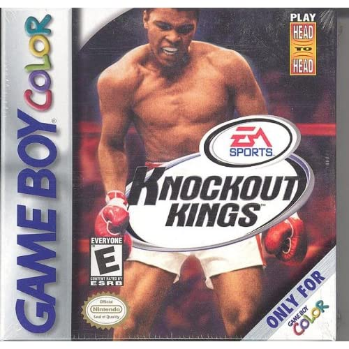 Knockout Kings On Gameboy Color