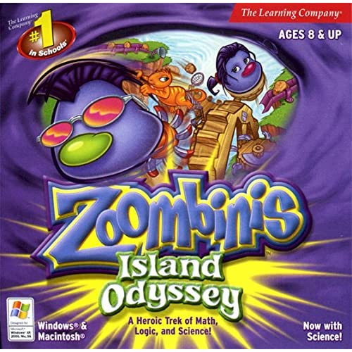 Image 0 of Zoombinis Island Odyssey Age RATING:8 And Up Software