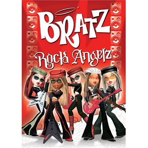 Image 0 of Bratz Rock Angelz On DVD With Soleil Moon Frye Music And Concerts Music & Concer