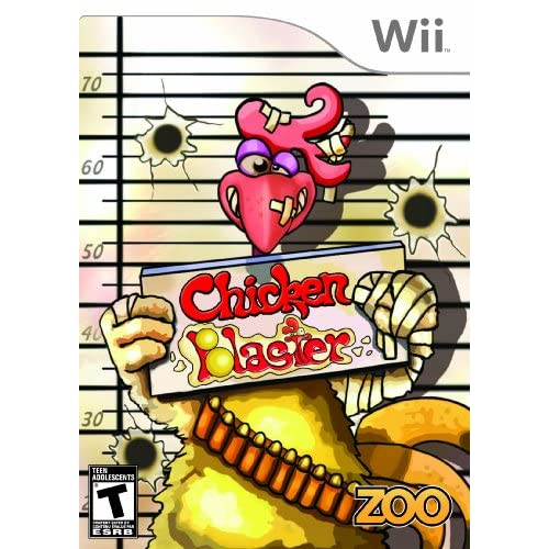 Image 0 of Chicken Blaster For Wii And Wii U Shooter