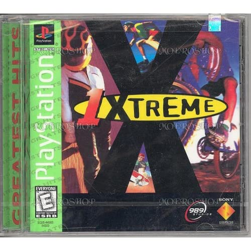 1 Xtreme For PlayStation 1 PS1 With Manual and Case