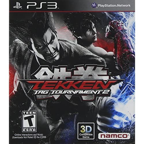 Image 0 of Tekken Tag Tournament 2 PS3 For PlayStation 3 Fighting