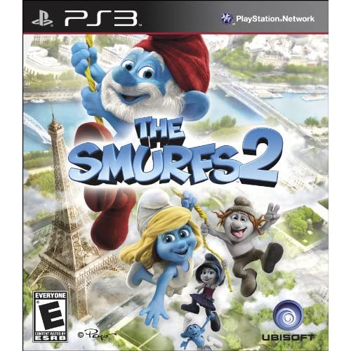 Image 0 of The Smurfs 2 For PlayStation 3 PS3