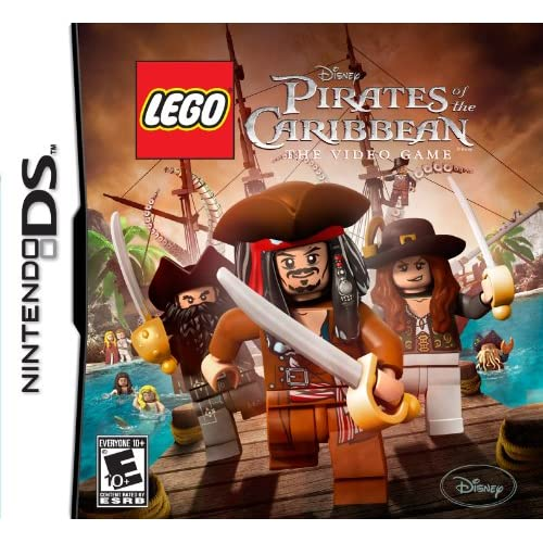 Image 0 of Lego Pirates Of The Caribbean For Nintendo DS DSi 3DS 2DS Disney