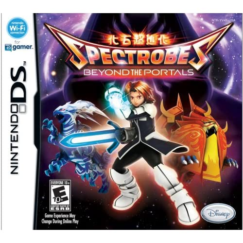 Image 0 of Spectrobes: Beyond The Portals For Nintendo DS DSi 3DS Disney