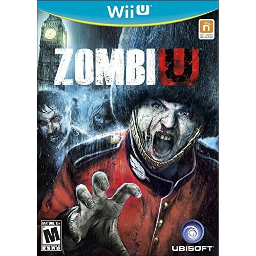 Nintendo Wii U Game Zombi U Zombiu And By Nintendo