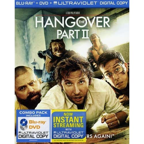 Image 0 of The Hangover Part II On Blu-Ray With Bradley Cooper