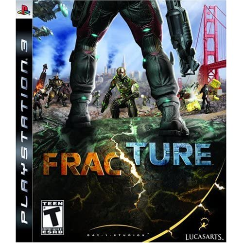 Fracture For PlayStation 3 PS3 Fighting