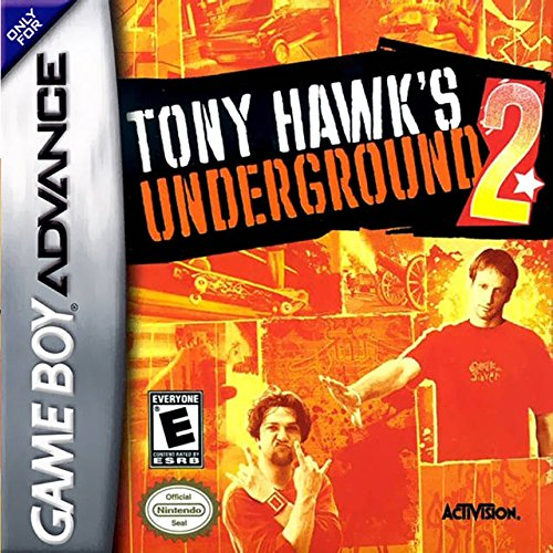 Image 0 of Tony Hawk Underground 2 For GBA Gameboy Advance