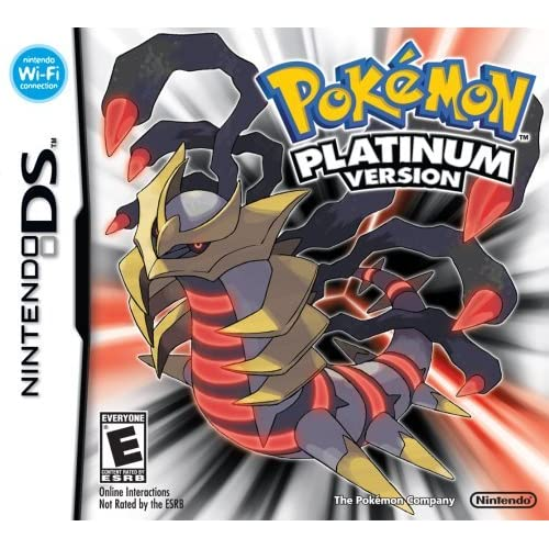 Image 0 of Pokemon Platinum For Nintendo DS DSi 3DS RPG