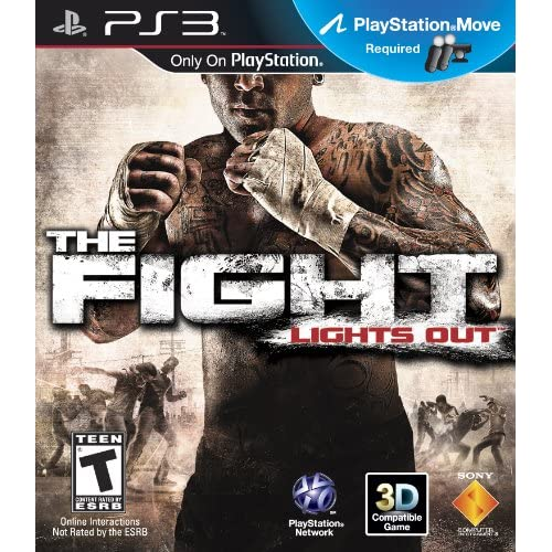Image 0 of The Fight: Lights Out For PlayStation 3 PS3 Fighting