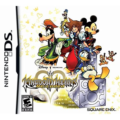 Image 0 of Kingdom Hearts Re:coded For Nintendo DS DSi 3DS 2DS