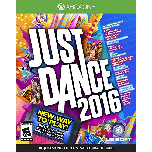 Image 0 of Just Dance 2016 For Xbox One  Music
