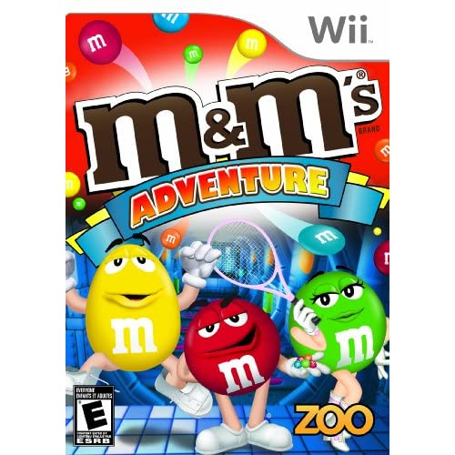 Image 0 of M&m's Adventure For Wii