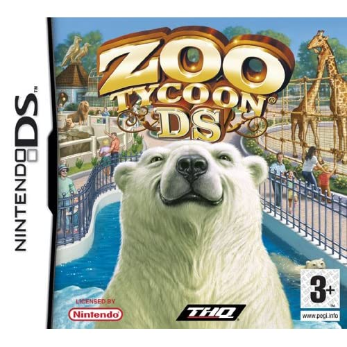 Image 0 of Zoo Tycoon For Nintendo DS DSi 3DS 2DS