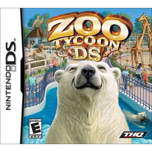 Image 0 of Zoo Tycoon For Nintendo DS DSi 3DS 2DS Strategy