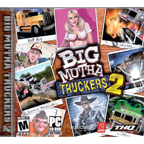 Image 0 of Big Mutha Truckers 2 PC Software