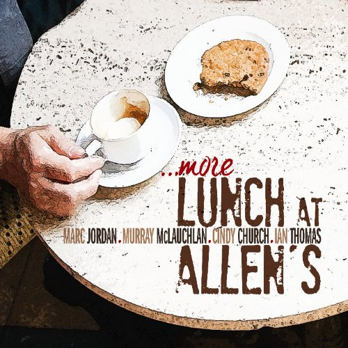 More Lunch At Allen's By Lunch At Allen's On Audio CD Album 2010