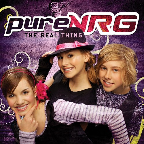 Image 0 of The Real Thing By PureNRG On Audio CD Album 2009